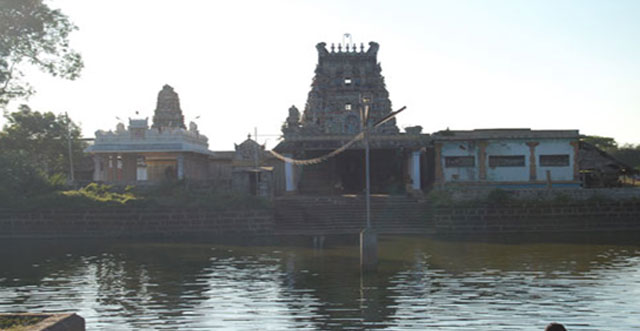 Sri Pulvanayaki Temple
